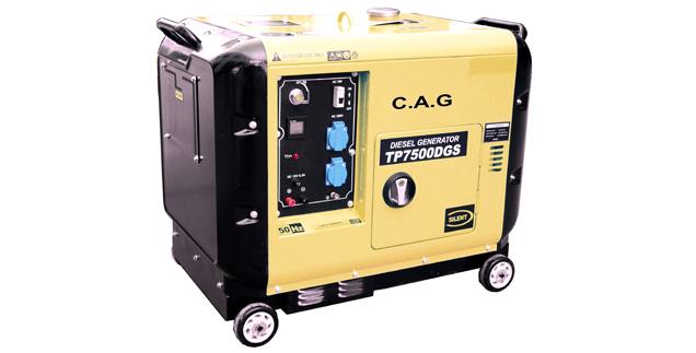 Tpc Series Super Silent Cag Engines